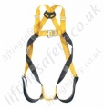 Ridgegear RGH2 Two Point Fall Arrest Harness with Front and Rear 'D' Ring to EN361