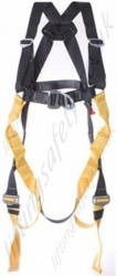 Front & Rear D Elasticated Harness