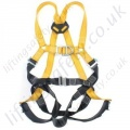"Ridgegear RGH12 Two Point ""Quick Fit"" Fall Arrest Harness with 1 x Front and Rear 'D' Ring to EN361"