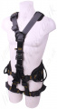 "Ridgegear RGH16 ""Multi Task"" Rope Access Fall Arrest Harness with Front and Rear 'D' Rings & Work Positioning Belt."
