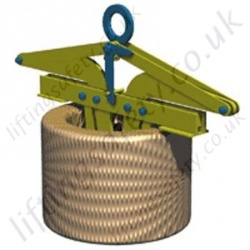 Camlok TDI Coil Grabs - Range from 100kg to 1000kg