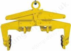 "Camlok ""TBG"" & ""TST"" Scissor Block Grabs - Range from 200kg to 1000kg"