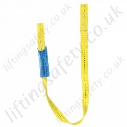 "Ridgegear ""RGL5"" Fixed Length Restraint Lanyard. Karabiner options Inc.. Scaffold, Eye Hook and Snaphook- 1.8m (2m with connectors)"