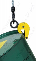 Camlok DC500 Drum Lifting Clamp - 500kg (Per Clamp)