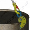 Top Lifting Drum Clamp