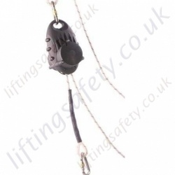 "Ridgegear ""RGR8"" Reciprocating Emergency Evacuation  Descender - Rope Length to 100 Metre"