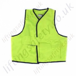 "Ridgegear ""RGJ1"" Hi-Viz Jacket for Use With Ridgegear Harness - Simple Conversion to a Jacket Harness"