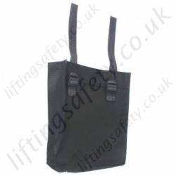 "Ridgegear ""RGK22"" Black Bolt Bag to fit to Ridgegear Harnesses - 26cm x 22cm"