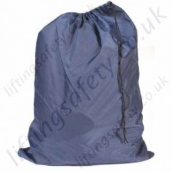 "Ridgegear ""RGK24/P"" Black Drawstring Lightweight Bag - 46cm x 33cm"