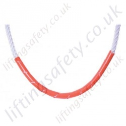 "Ridgegear ""RGK25/16"" Rope Protection Sleeve. Suitable for Rope Diameter 16mm"