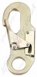 Steel Double Action Snap Hook