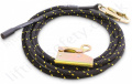 "Ridgegear ""RGP4"" 6 Metre Adjustable Work Positioning Lanyard from Polyester Covered ""Wire Rope"" c/w Sliding Jaw Adjuster. ""Adjustable Restraint Lanyard"""