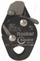 "Ridgegear ""RGA14"" Guided Fall Arrester. Aluminium Construction Rope Grab for use with 10.5 - 12.7mm kernmantle rope"
