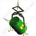 Camlok DBT Drum Turning Grabs - 300kg Capacity