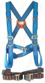 Tractel VertyTrac HT44 (Standard Buckles) Fall Arrest Harness with Rear 'D' Ring and 2 x Additional Chest 'D' Rings