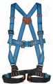 Tractel HT45BA VertyTrac (With Auto Buckles) Fall Arrest Harness With Front and Rear 'D' Rings