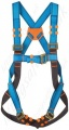 Tractel VertyTrac HT42 (Standard Buckles) Fall Arrest Harness with Rear 'D' Rings and 2 x Chest 'D' Rings