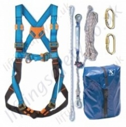 Tractel Quot Roof Kit Quot Vertical Access Fall Arrest Kit With 2