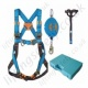 "Tractel Vertytrac ""Sealing Kit"" Fall arrest Kit with 2 Point Harness, 10m Fall Arrest Inertia Reel, Sling and Carry Bag"