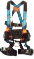 "Tractel Elytrac ""HT Prowin"" Rope Access Safety Harness with Front and Rear 'D' Rings & Work Positioning Belt"