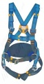 Tractel HT33 (Standard Buckles) Fall Arrest Harness With Rear 'D' Ring and Work Positioning Belt - S, M and XL