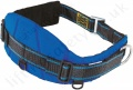 Tractel CE01 Adjustable Work Positioning Belt For Use With Pole strap & Restraint Lanyard with 2 x Side 'D' Rings - S, M and XL