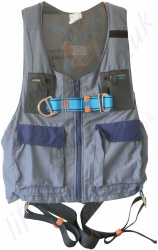 "Tractel ""French Jacket"" For Use with Any Tractel VeryTrac Harness"