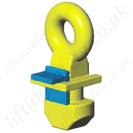 Camlok Quot Clt Quot Container Top Lifting Lugs Eye Fittings 56