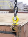 "Camlok ""CLT"" Container Top Lifting Lugs, Eye Fittings - 56,000kg"