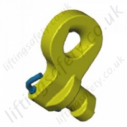 Container Lifting Lug 3D Image