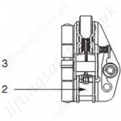 Tractel Stopfor Ap Technical Drawing 2