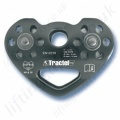 "Tractel  Twin Sheave ""Double In-line"" Aluminium Pulley"