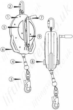 Yamaha Marching Harnesses