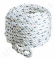 "Tractel ""Textile"" Static Polyamide Rope. Diameter 14mm. Length: 5, 10, 15, 20, 30, 40, 50 Metre"