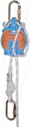 "Tractel ""Derope Std"" Automatic Rescue Descender to ""Lower"" a Casualty (No handle) - Rope Lengths to 400 Metre"