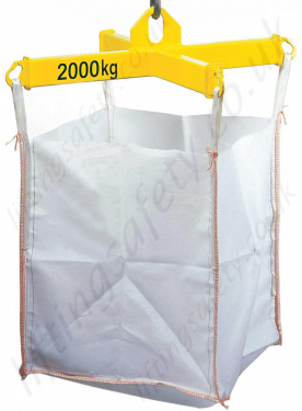 Camlok Big Bag Lifting Beam 1000kg To 2000kg Liftingsafety