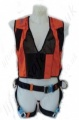 "Tractel HT ""Ladytrac B"" Ladies Fall Arrest Harness With Front 'D' Ring and Work Positioning Belt"