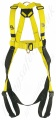 "P+P ""FRS MK2"" Standard Fall Arrest Harness With Front and Rear D ring with Standard Realease Leg Buckles"
