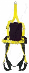 "P+P ""Quick Fit FRS Rescue Bolero"" Premium Fall Arrest Waistcoat Harness With Front and Rear 'D' Rings. Additional EN1497 Overhead Anchorage For rescue Only"