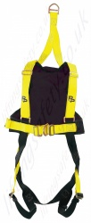 "P+P ""FRS Rescue Bolero"" Premium Fall Arrest Waistcoat Harness With Front and Rear 'D' Rings. Additional EN1497 Overhead Anchorage For rescue Only"