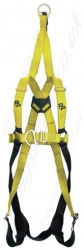 "P+P ""FRS Rescue"" Standard Fall Arrest Harness With Front and Rear 'D' Rings. Additional EN1497 Overhead Anchorage For rescue Only"