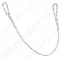 "Tractel ""LC"" Fixed Length Restraint Lanyard. Available with Assorted Connectors, Length Options 1m to 2m"