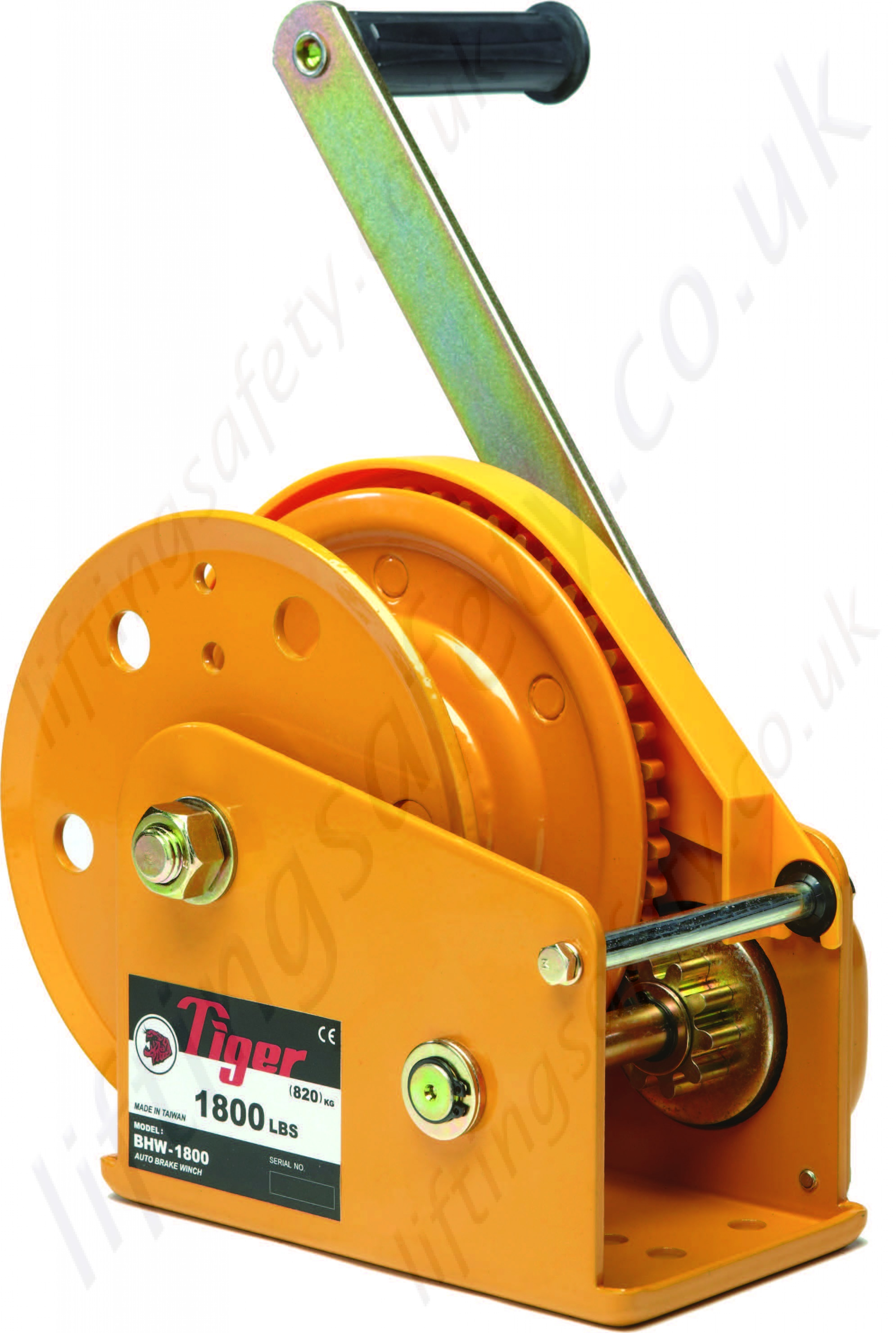Tiger Quot Bhw Quot Wire Rope Winch Range From 180kg To 590kg