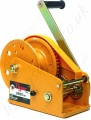 "Tiger ""BHW"" Wire Rope Winch - Range from 180kg to 590kg Lifting / 360kg to 1180kg Pulling Capacity"