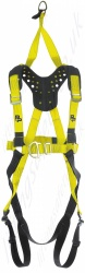 "P+P ""Quick Fit FRS Rescue MK2"" harness with Front and Rear 'D' Rings and Quick Release Buckles. Additional EN1497 Overhead Anchorage For Rescue"