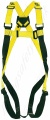 "PP ""Basic"" Standard Single Point Fall Arrest Harness with Rear D ring And Standard Leg Buckles"