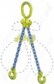 "Gunnebo GrabiQ ""MG2-CL"" Twin Leg Chain Sling with ""Master Link MGD and CL Sling Hook"" Range from 1.2t to 14t"