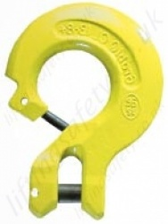 "Gunnebo ""GrabiQ C-Lok CL"" Chain Lifting Coupler. Range from 1.5t to 10t"