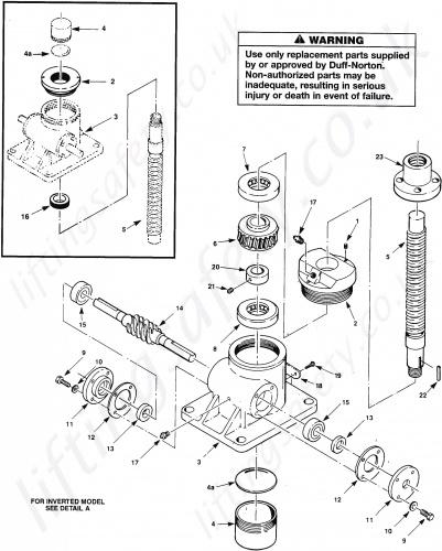 Duff Norton Wiring Diagram - Product Wiring Diagrams •