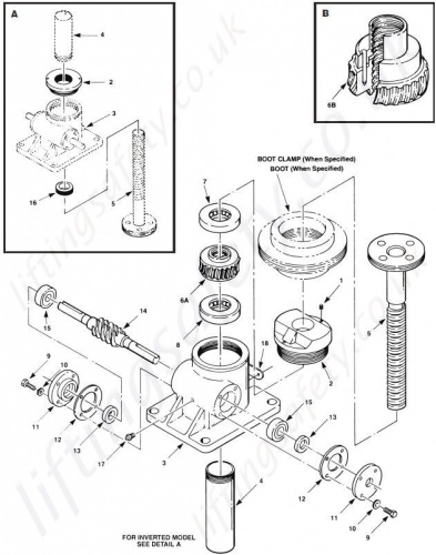 2 150 Ton Translating Parts Image